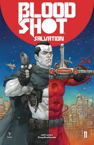 [Bloodshot: Salvation #11 (Cover A Rocafort) (Product Image)]