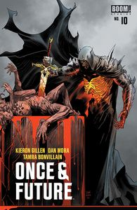 [Once & Future #10 (Product Image)]