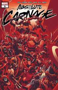 [Absolute Carnage #5 (Product Image)]
