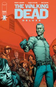 [Walking Dead Deluxe #12 (Cover A Finch & McCaig) (Product Image)]