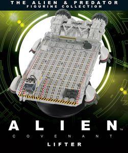 [Alien/Predator Figure Ship Magazine #8: Covenant Lifter (Product Image)]