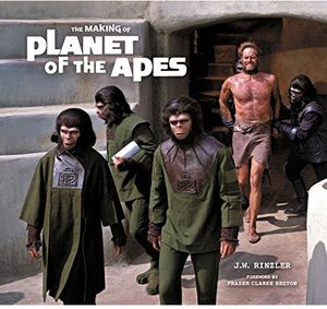 [The Making Of Planet Of The Apes (Hardcover) (Product Image)]