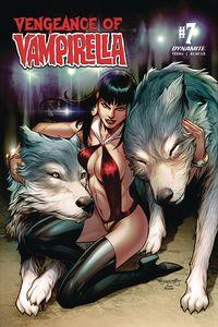 [Vengeance Of Vampirella #7 (Cover C Segovia) (Product Image)]