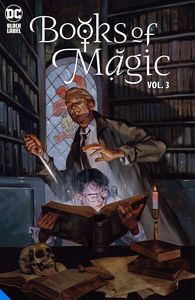 [Books Of Magic: Volume 3 (Product Image)]