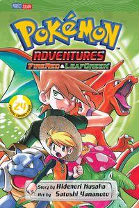 [Pokemon Adventures: Volume 24 (Product Image)]