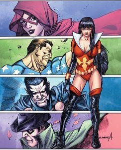[Vampirella: Dark Powers #4 (Davila Virgin Variant) (Product Image)]