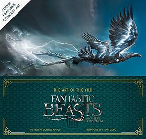 [Fantastic Beasts & Where To Find Them: The Art Of The Film (Hardcover) (Product Image)]
