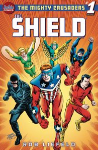 [Mighty Crusaders: The Shield (Cover E Jerry Ordway) (One Shot) (Product Image)]