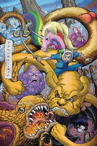 [Adventure Time Comics #20 (Subscription Frank Variant) (Product Image)]