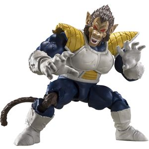 [Dragon Ball Z: SH Figuarts Action Figure: Great Ape Vegeta (Product Image)]
