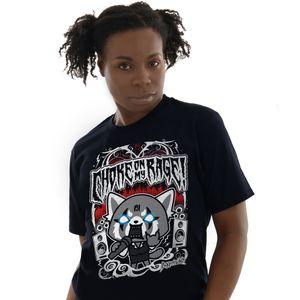 [Aggretsuko: T-Shirt: Choke On My Rage! (Product Image)]