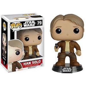 [Star Wars: The Force Awakens: Pop! Vinyl Figures: Han Solo (Product Image)]