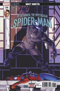 [Peter Parker: Spectacular Spider-Man #298 (2nd Printing Kubert Variant) (Legacy) (Product Image)]