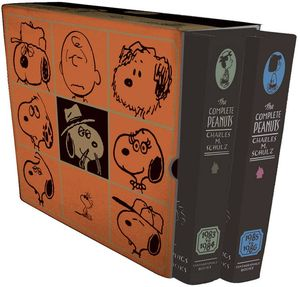 [The Complete Peanuts Box Set 1983-1986 (Hardcover) (Product Image)]