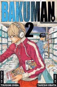 [Bakuman: Volume 2 (Product Image)]