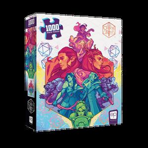[Critical Role: 1000 Piece Puzzle: Vox Machina (Product Image)]