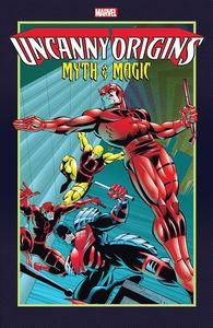 [Uncanny Origins: Myth & Magic (Product Image)]