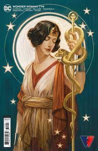 [Wonder Woman #774 (Joshua Middleton Cardstock Variant) (Product Image)]