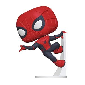 [Spider-Man: Far From Home: Pop! Vinyl Figure: Spider-Man (Upgraded Suit) (Product Image)]