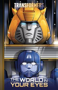 [Transformers: Volume 1: World In Your Eyes (Hardcover) (Product Image)]