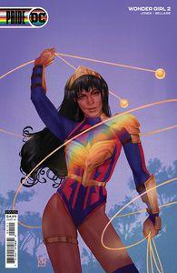 [Wonder Girl #2 (Kevin Wada Pride Cardstock Variant) (Product Image)]