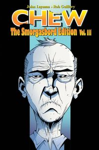 [Chew: Smorgasbord: Signed & Numbered: Volume 3 (Hardcover) (Product Image)]