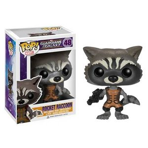[Guardians Of The Galaxy: Pop! Vinyl Figure: Rocket Raccoon (Product Image)]