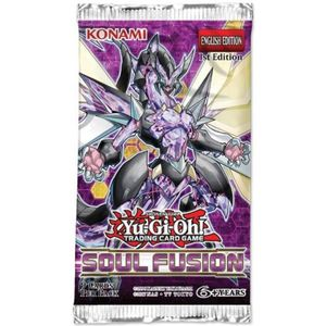 [YU-Gi-OH!: The Card Game: Soul Fusion Booster (1st Edition) (Product Image)]