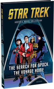 [Star Trek Graphic Novel Collection: Volume 51: Search For Spock / Voyage Home (Product Image)]