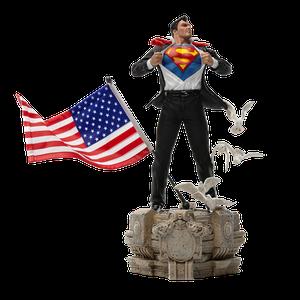 [Superman: 1:10 Art Scale Statue: Clark Kent (Product Image)]