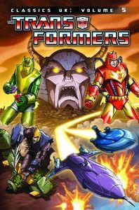 [Transformers: Classics UK: Volume 5 (Product Image)]