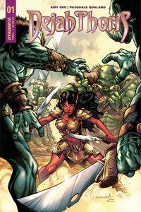 [Dejah Thoris #1 (Cover D Davila) (Product Image)]