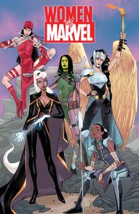 [The cover for Women Of Marvel #1]