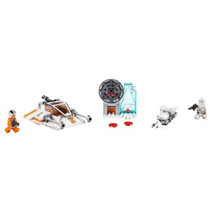 [LEGO: Star Wars: Playset: Snowspeeder (Product Image)]