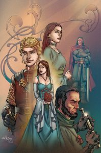 [George R.R. Martin's A Clash Of Kings #14 (Rubi Virgin Variant) (Product Image)]