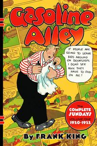 [Gasoline Alley: Volume 1: The Complete Sundays: Volume 1: 1920-1922 (Hardcover) (Product Image)]