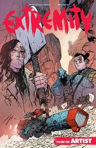 [Extremity: Volume 1: Artist (Signed Edition) (Product Image)]