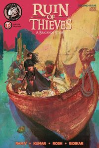 [Ruin Of Thieves: Brigands #2 (Cover C Radhakrishnan) (Product Image)]