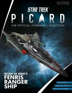 [Star Trek Universe Starships #4: Seven Of The Nines Fenris Ranger (Product Image)]