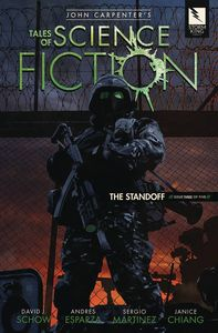[John Carpenter's: Tales Of Science Fiction: The Standoff #3 (Product Image)]