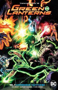 [Green Lanterns: Volume 7: Superhuman Trafficking (Product Image)]