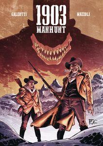[1903: Manhunt (Hardcover) (Product Image)]