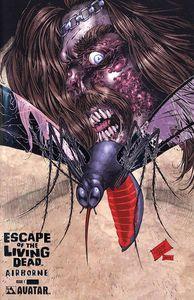 [Escape Of The Living Dead: Airborne #1 (Platinum Foil Variant) (Product Image)]