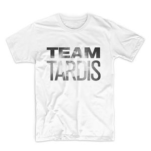 [Doctor Who: 13th Doctor T-Shirt: Team Tardis (Product Image)]