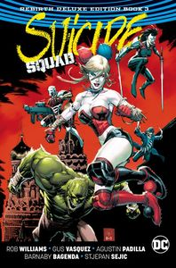 [Suicide Squad: Rebirth: Book 3 (Deluxe Collectors Edition Hardcover) (Product Image)]