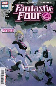 [Fantastic Four #4 (Product Image)]
