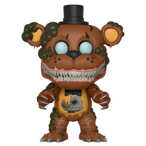 [Five Nights At Freddy's: The Twisted Ones: Pop! Vinyl Figure: Twisted Freddy (Product Image)]
