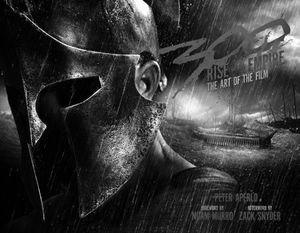 [300: Rise Of An Empire: The Art Of The Film (Limited Edition Hardcover) (Product Image)]