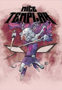 [Mice Templar V: Nights End #3 (Cover B Oeming) (Product Image)]