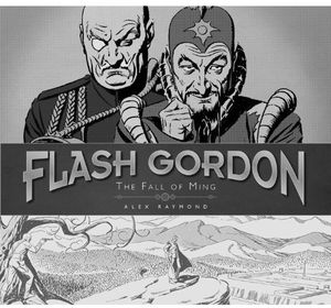 [The Complete Flash Gordon Library: Volume 3: The Fall Of Ming (Hardcover - Titan Edition) (Product Image)]